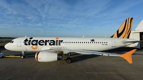 tigerair tiger airways livery new logo